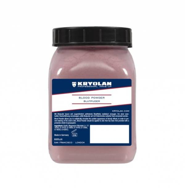 KRYOLAN dark blood powder 100 g