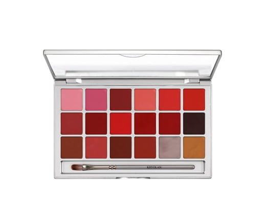 KRYOLAN lip rouge set 18 colors-LRP2