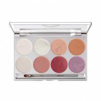 KRYOLAN Illusion Gloss Palette 8 Colors – Sensation