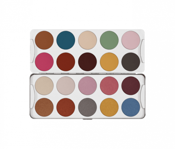 KRYOLAN eye shadow palette 20 colors