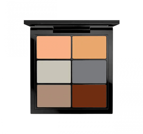 MAC Pro Eye Palette: The Dame