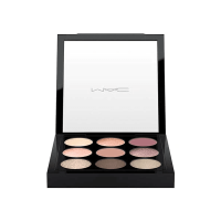 MAC Eye Shadow X 9: Solar Glow Times Nine