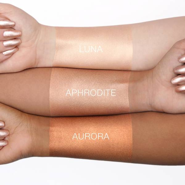 HUDA BEAUTY N.Y.M.P.H. Not Your Mama's Panty Hose All Over Body Highlighter