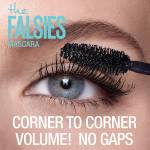 MAYBELLINE Volum' Express Falsies Mascara in Blackest Black