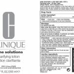 CLINIQUE Acne Solutions Clarifying Lotion