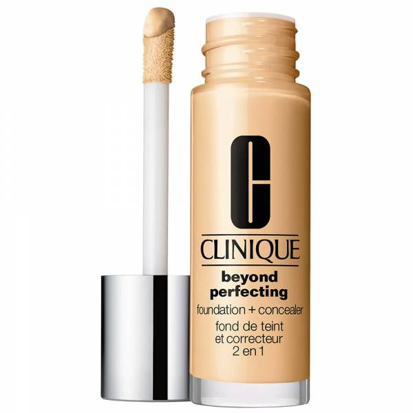 CLINIQUE Beyond Perfecting Foundation + Concealer.